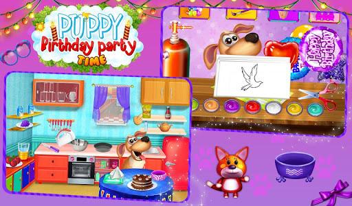 Puppy Birthday Party Time v1.0.1