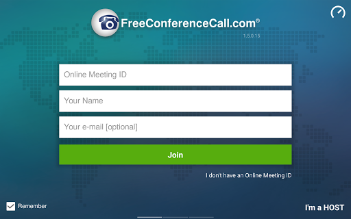Free Conference Call 1.5.20.0 screenshots 16