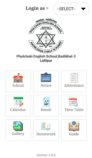 Phulchoki English School,Badikhel-3 Lalitpur screenshot 2
