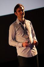 """Photo: TedxAlsace - Jean-Christophe UHL - Dirigeant de Uhl-Bonaventure Informatique (UBI) - """"Le futur du travail : télétravail et travail collaboratif"""""""