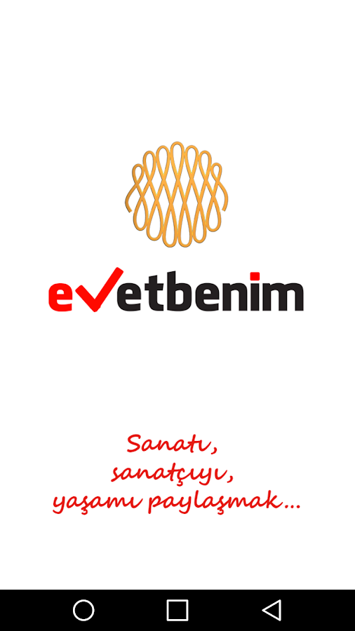 Evetbenim- screenshot