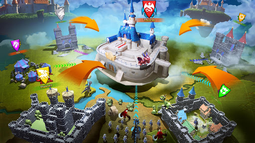 Sky Kingdoms - screenshot