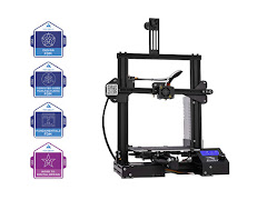New Collar Job Skills Creality Ender 3 V2 3D Printer Bundle - Self Paced