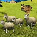 Sheep Shepherd Dog Simulator : Farm Animals Dog icon