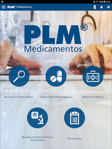 PLM Medicamentos Tableta Apk 1
