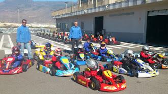 Con más de 25 años de experiencia, Karting Almería ofrece a las familias una opción de ocio diferente.
