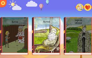 Screenshot of Povesti