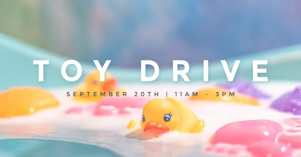 Fall Toy Drive - Facebook Event Cover Template