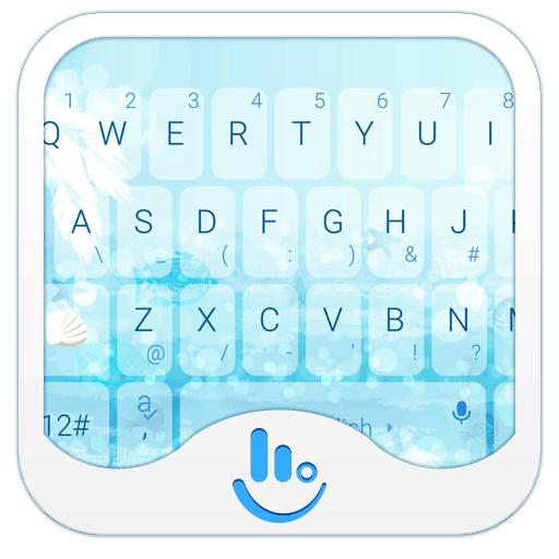 TouchPal Ocean World Theme