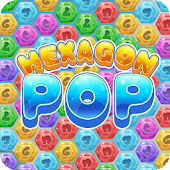 Hexa Legend - Pop Hexa Puzzle Kill Time - Hexagon