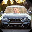 Sport Racing Car Photo Frames icon