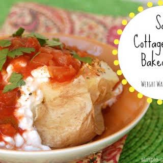 Baked Potato With Cottage Cheese Recipes.