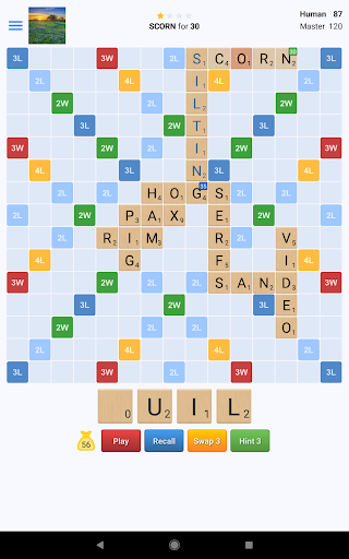 Wordster - Offline Scramble Words Friends Game 3.3.60 screenshots 6