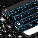 Neon Keypad Blue Theme icon