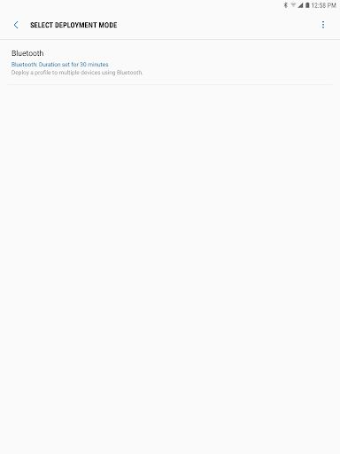 Samsung Knox Deployment  screenshots 8