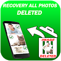 recover all deleted files, data recovery icon
