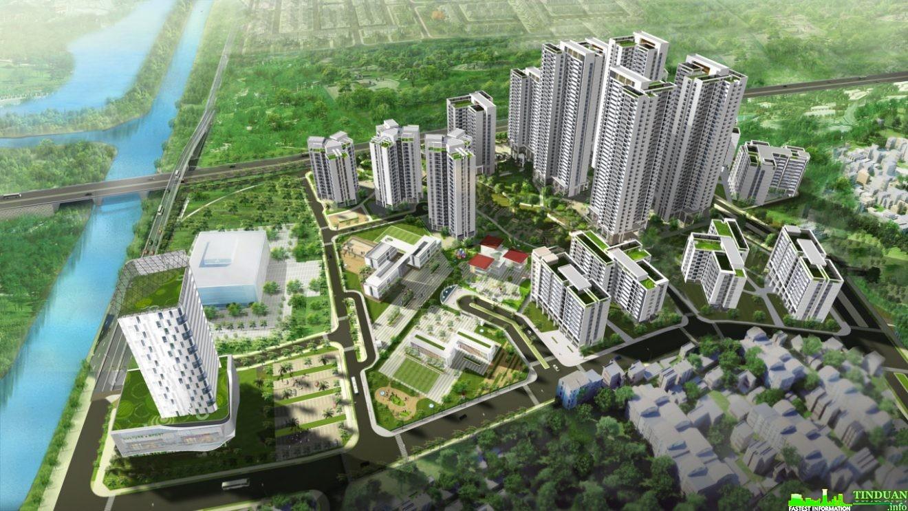 Thông tin về dự án nhà ở xã hội Tứ Hiệp Hồng Hà