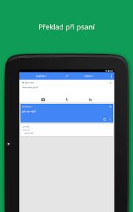 Překladač Google – miniatura snímku obrazovky