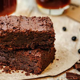 Healthy Vegan Brownies, Fudgy, Oil-Free & Gluten-Free Recipe