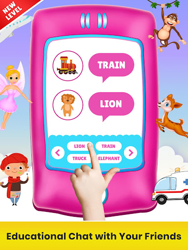 Princess Baby Phone - Kids & Toddlers Play Phone android2mod screenshots 9