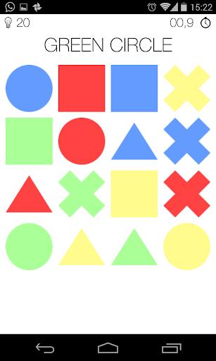 Shapes and Colors screenshot 2