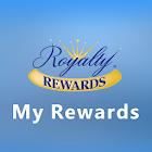 Royalty Rewards Member App icon