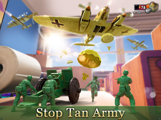 Army Men Strike  gameplay | by HackJr.Pw 9