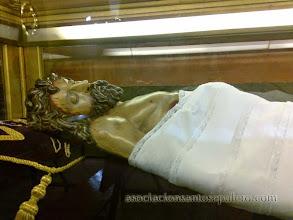 Photo: SANTO SEPULCRO Y CRISTO YACENTE COFRADÍA DE Ntra. Sra. ANGUSTIAS Y SOLEDAD (LEÓN)