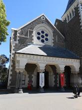 Photo: El museo (sobrevivió al terremoto)