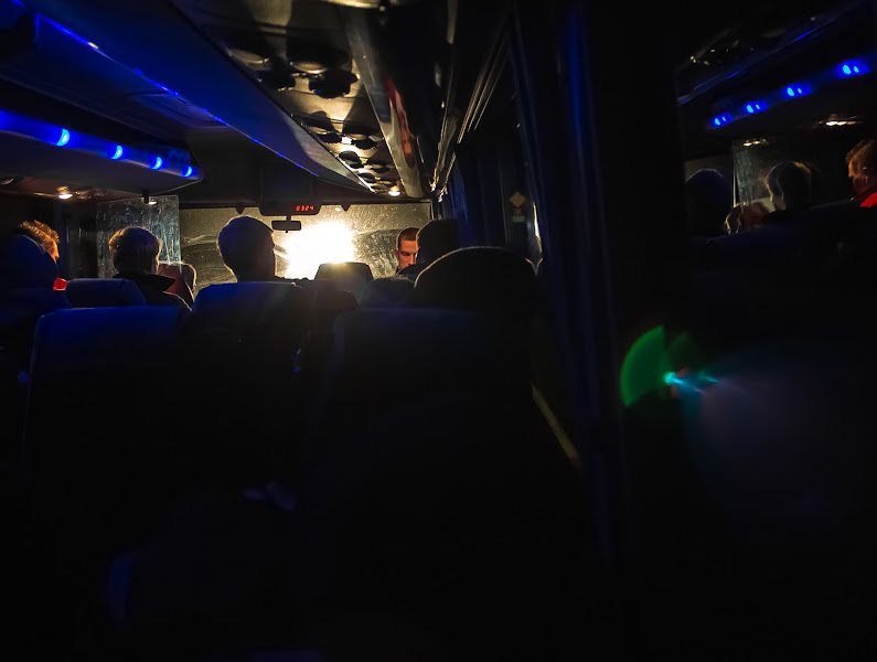 Photo: 31 - The Last Bus Trip (23 March 2012)