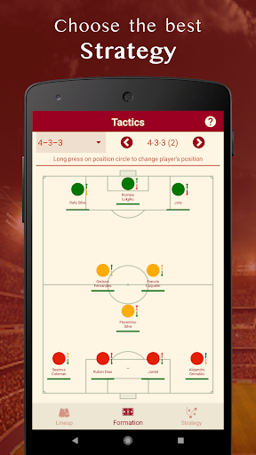Be the Manager 2020 - Soccer Strategy  screenshots 4