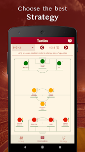 Be the Manager 2020 – Soccer Strategy Apk  Download For Android 4