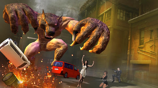 The Angry Wolf Simulator : Werewolf Games  astuce 1