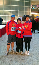 Photo: Inside the Compuware building before the 2011 Turkey Trot
