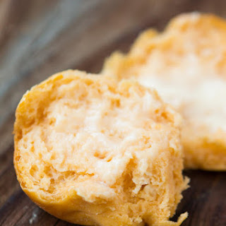 Homemade Sweet Potato Rolls