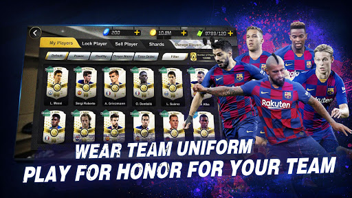 Champions Manager Mobasaka: 2020 New Football Game 1.0.168 Screenshots 8