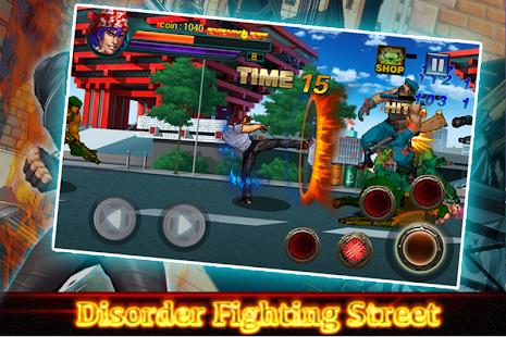 Disorder-Fighting-Street 1