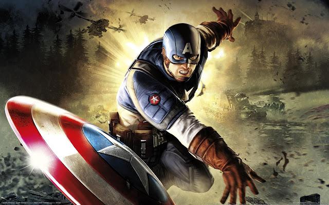 Captain America Tab
