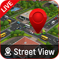 Live Street View – 360 Live Earth Map & Direction APK