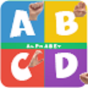 Alphabet for deaf-mutes icon