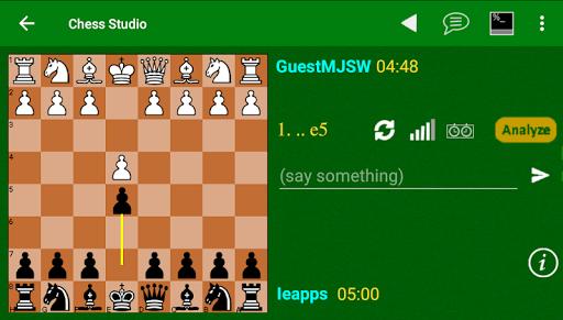 Chess Movie Studio Pro screenshot 4