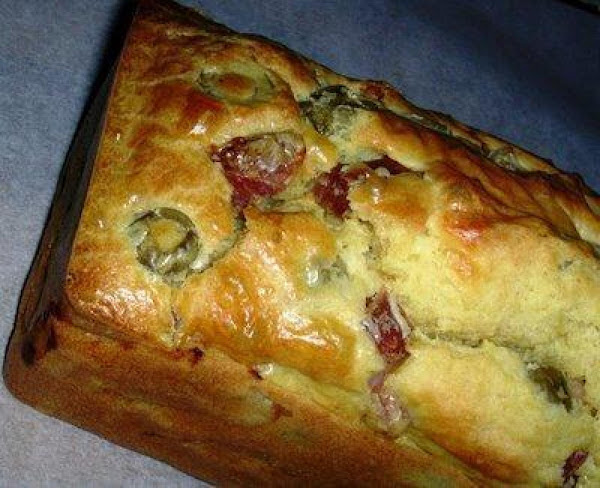Olive Bread Recipe