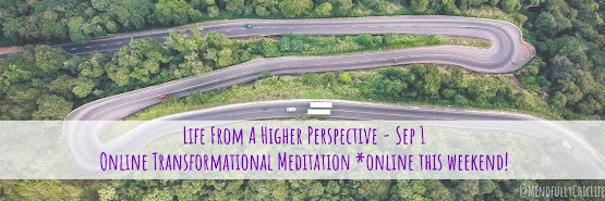 Life From A Higher Perspective 🦅 | Online Meditation | 1 Sep