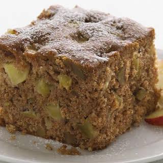 Skinny Fresh Apple Cake.