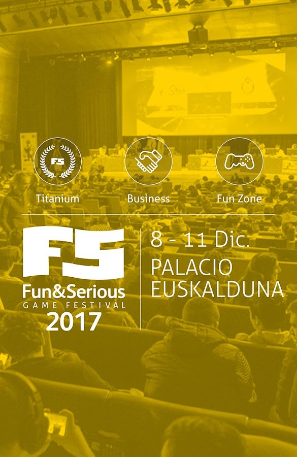 Fun & Serious Game Festival- screenshot