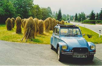Photo: Near the Austria/Slovenia border