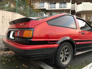 カローラレビン AE86 S62年 GT-Vのカスタム事例画像 かぼちゃままさんの2018年12月01日17:24の投稿