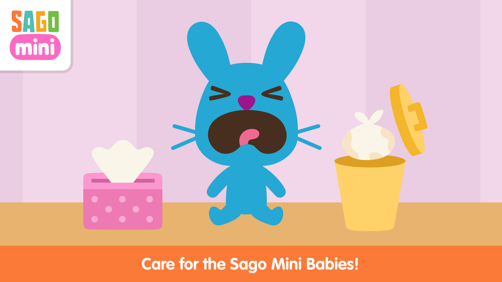 Sago Mini Babies- screenshot