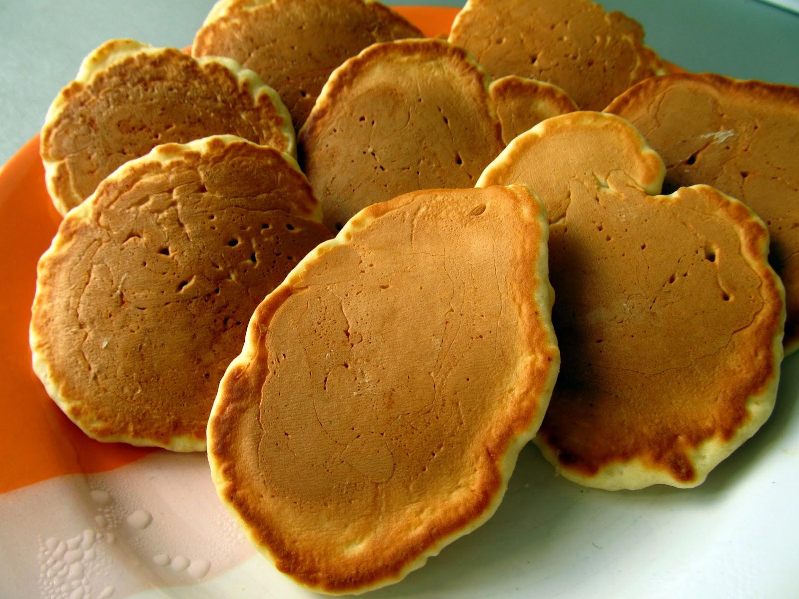рецепт американських хоткейків