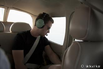 Photo: Mye å se ut av vinduet på denne turen.